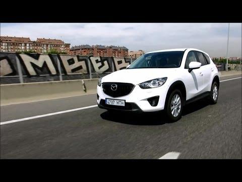 Mazda CX5 - Prueba de consumo en Portalcoches