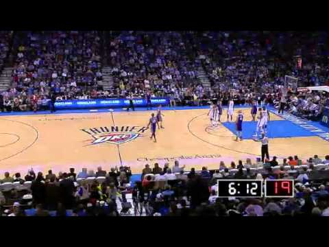 Phoenix vs Oklahoma City NBA Highlights 02/08/2013