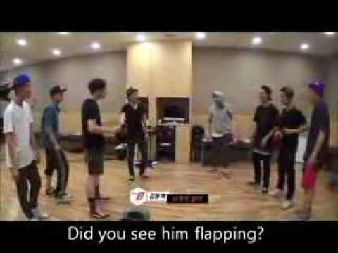 [ENG SUB] WIN (UNRELEASED) TEAM A & B PLAYING