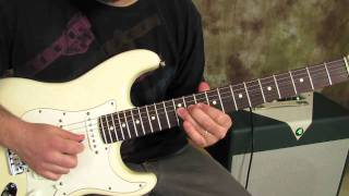 Guitar Lesson How To Play Get Back Beatles Learn