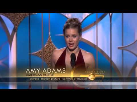 'American Hustle' Dominates Golden Globes