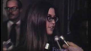 Manson Trial Rare Behind-the-Scenes Interview