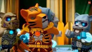 """Legends Of Chima: Episode 34 """"The Snowball Effect"""