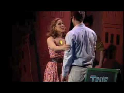I Love You Because-I Love You Because, Original Off-Broadway Production
