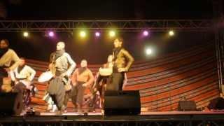 Nahawand dance troupe in Jericho Bortoukal Festival