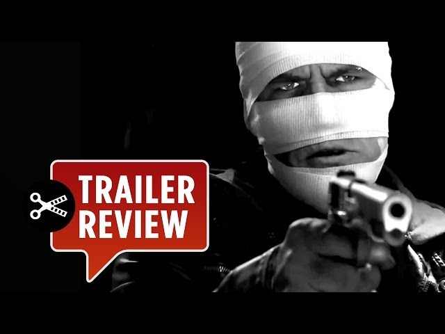 Instant Trailer Review: Sin City: A Dame To Kill For Trailer #1 (2014) Robert Rodriguez HD
