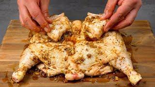 Receta de pollo a la tailandesa