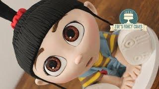 3D Agnes cake Despicable Me cakes Minions