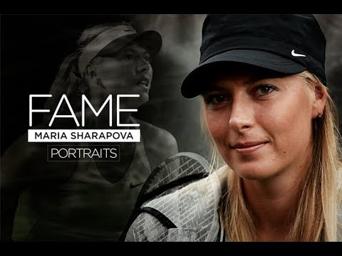 Portraits: Maria Sharapova: the fame  - 2014 Australian Open