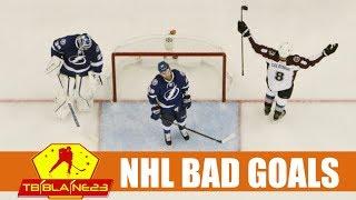 NHL Bad Goals Part 2