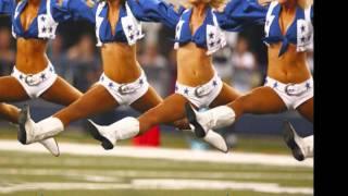 Dallas Cowboy Cheerleaders Camel Toes