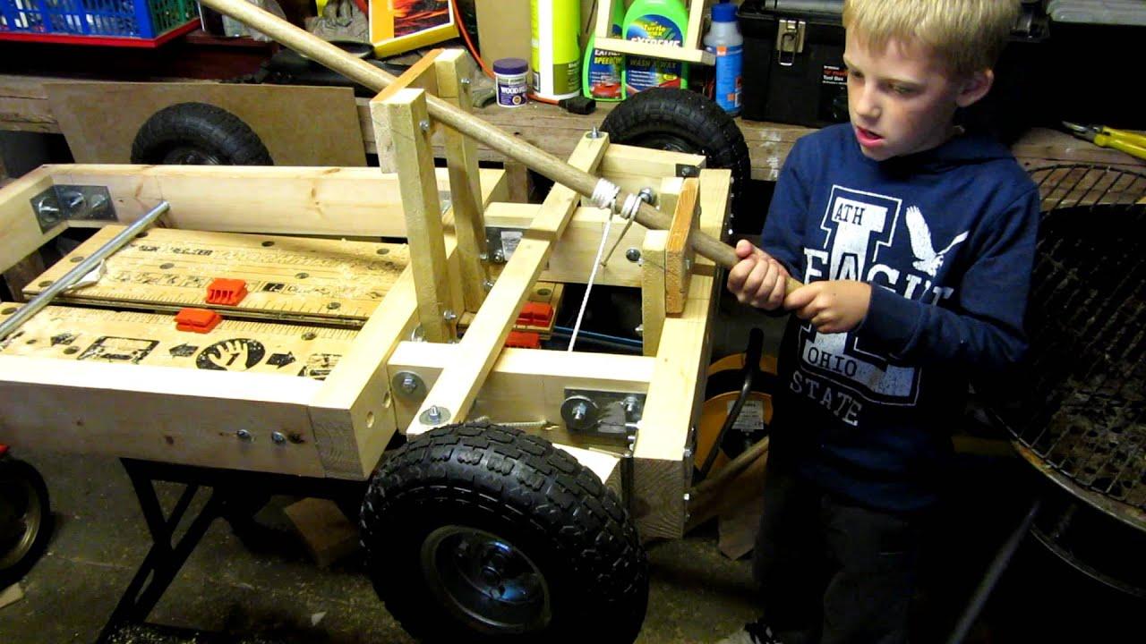 homemade wooden go kart plans homemade wooden car homemade wooden go ...