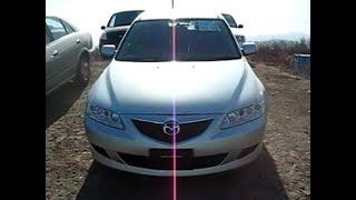 Mazda Atenza 2002 года.avi