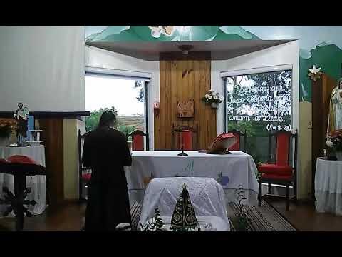 Santa Missa | 11.10.2021 | Segunda-feira | Padre Fernando Silva | ANSPAZ
