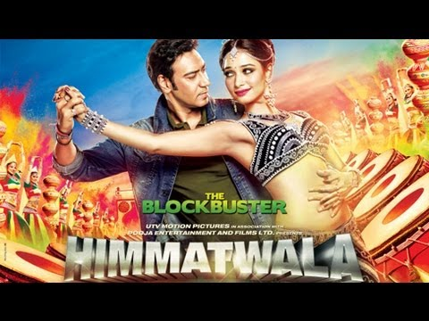 Himmatwala Movie First Look | Starring Ajay Devgan & Tamannaah