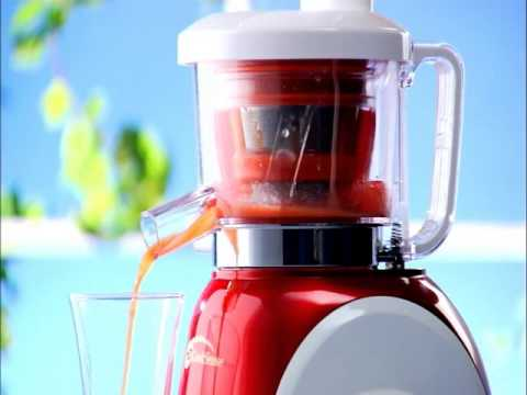 Primada Slow Juicer Accessories : Primada Slow Juicer - Korea AD 02 - YouTube
