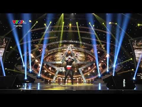 VIETNAM'S GOT TALENT 2014: VÒNG BÁN KẾT 4 - THÁNH QUAY TAY NGUYỄN MINH CƯỜNG [FULL HD]