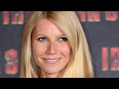Gwyneth Paltrow Denies Cheating On Chris Martin
