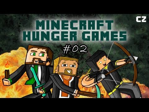 Minecraft Hunger Games #02 - Alk to neum.. | esk Let's Play