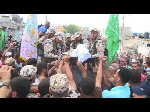 داعش تستهدف قطاع غزة لأول مرة وتقتل عنصرا من حماس
