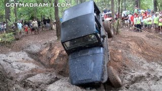 JEEP WRANGLER YJ GETS THRASHED ON videos