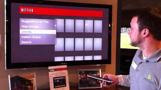 Netflix App On Samsung TV