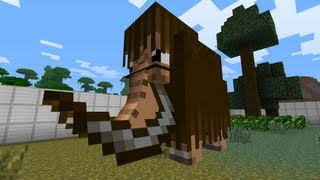 Minecraft Dinosaurs Part 14 Saber Cats, Mammoths, And