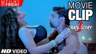 hate story 3 film hot scenes, karan singh grover in hate story 3, zareen khan in hate story 3