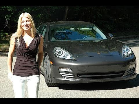 Roadfly.com - 2010 Porsche Panamera 4S Road Test & Review