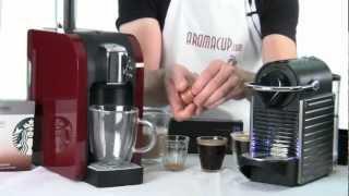 Nespresso Pixie Vs Starbucks Verismo