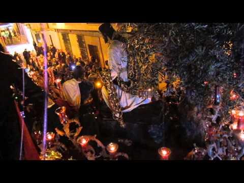 Huerto de Cabra 2013 - Flagelación y Coronación de Jesús