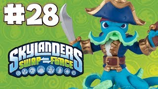 SKYLANDERS SWAP FORCE GAMEPLAY WALKTHROUGH PART 28
