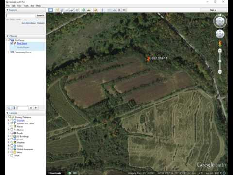 LandRater Google Earth Pro Series, Part 1 - Points, Polygons, and Lines