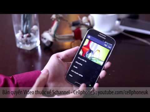 Galaxy S4 - Đánh giá Galaxy S 4 nhanh  - CellphoneS