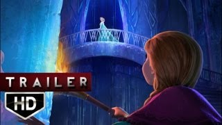 Frozen: Una Aventura Congelada Trailer Español Latino