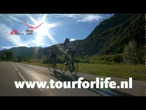 Promofilmpje Tour for Life 2012