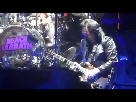 Black Sabbath Paranoid Live 2014 Montreal