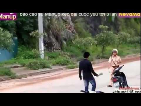cảnh sát giao thông bị đánh như phim xã hội đen Hồng Kông 2013 mới hay nhất 2012   YouTube