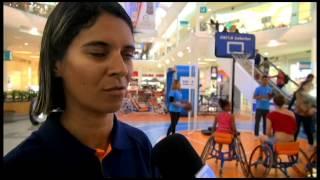 Experimentando Diferen�as traz atletas paral�mpicos a Belo Horizonte
