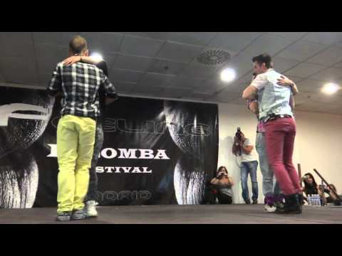 Kizomba Flow with Afrolatin Connection at FKF 2013