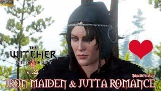 The Witcher 3 ► Iron Maiden & Jutta Romance | Patch 1.22