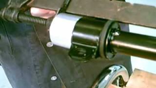 Porsche 911 Rubber Control Arm Bushing Replacement