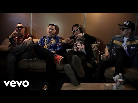 Far East Movement - VEVO News Interview