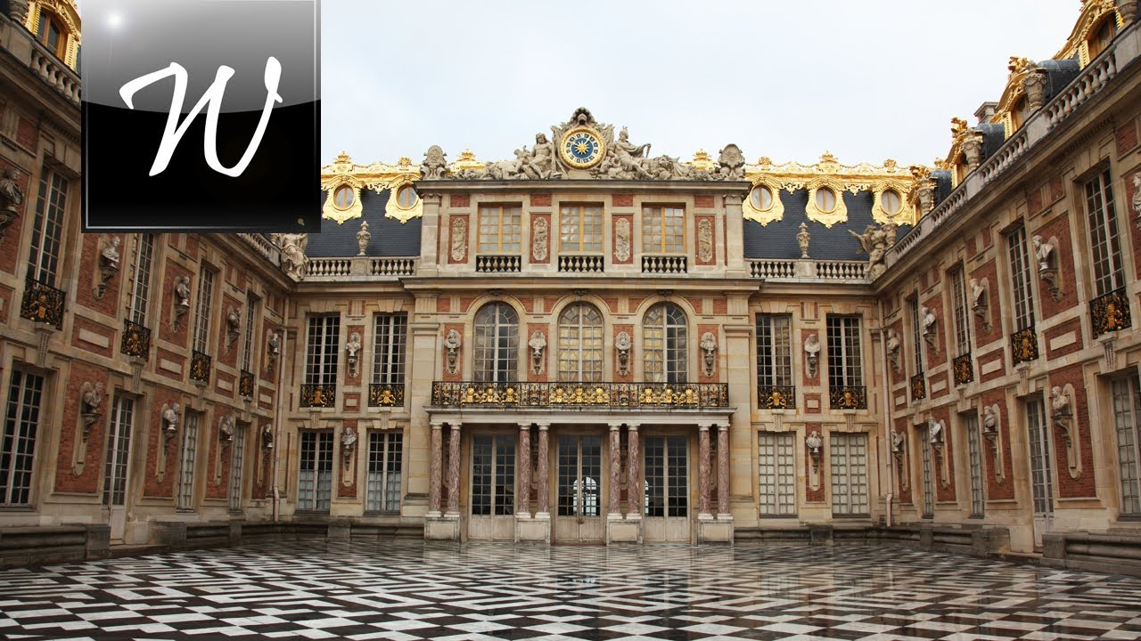 youtube versailles channel