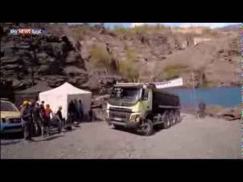 image vidéo مدهش : فأر يقود شاحنة