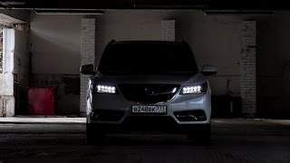 Acura MDX Тест-драйв