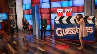 Guesstures with Jennifer Garner