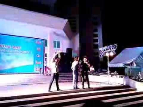Châu việt cường chém gió hài hước tại hội chợ hải dương 2013