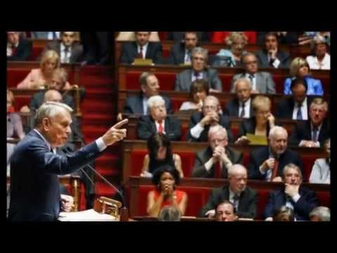 French Prime Minister Jean-Marc Ayrault Resigns