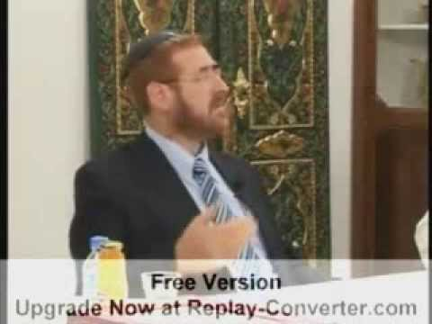A jewish rabbi cites the Holly Quran
